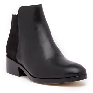Cole Haan Elion Leather Ankle Booties